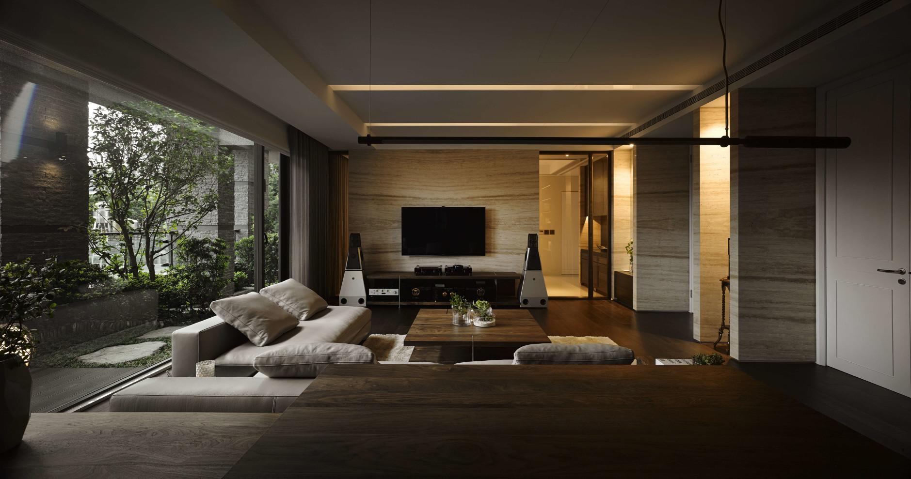 Y House入圍 INSIDE(World Festival of Interiors)世界室內設計節4-分子室內裝修設計公司
