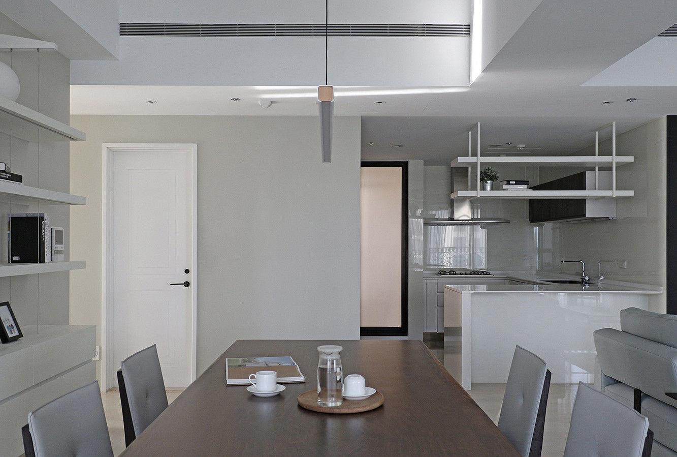 分子室內裝修設計-moleinterior-住宅空間設計-Chord Space
