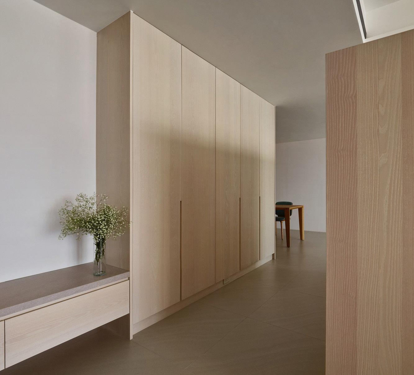 分子室內裝修設計 - 住宅設計 - House on A Hill - 玄關設計