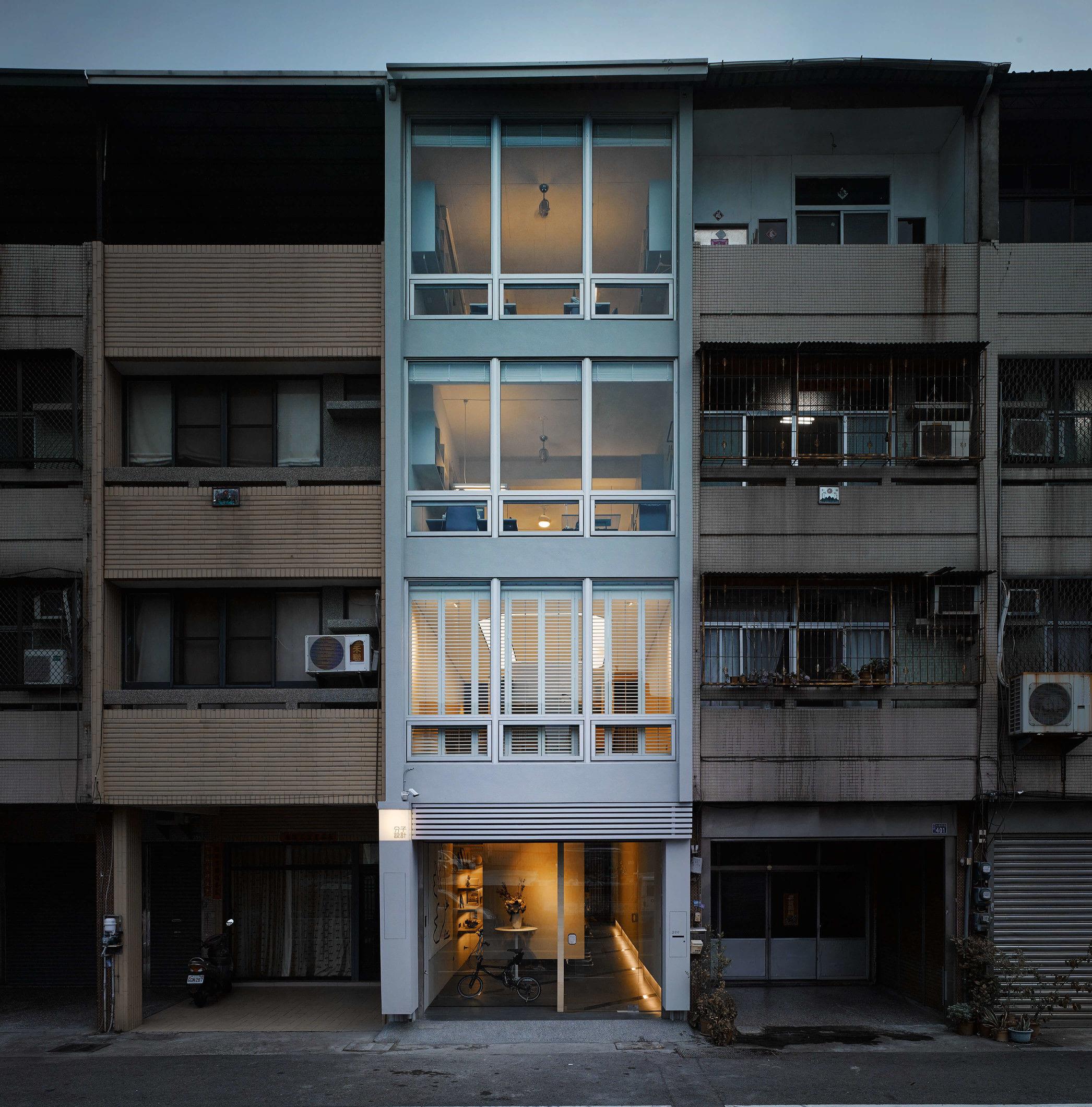 2016 台灣室內設計大獎 TID獎11-分子室內裝修設計
