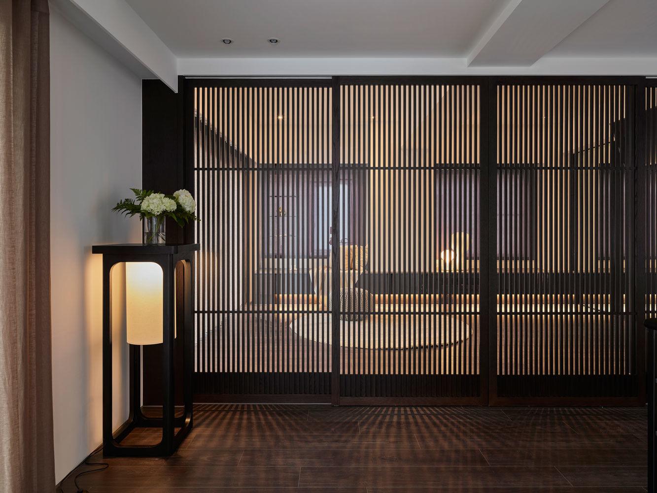 分子室內裝修設計-住宅空間設計作品-多功能房