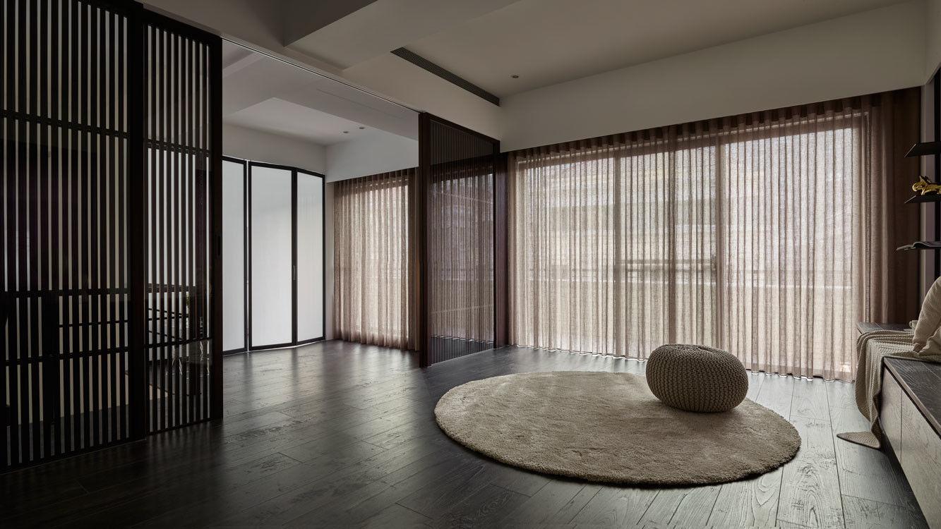 分子室內裝修設計-住宅空間設計作品-多功能室2