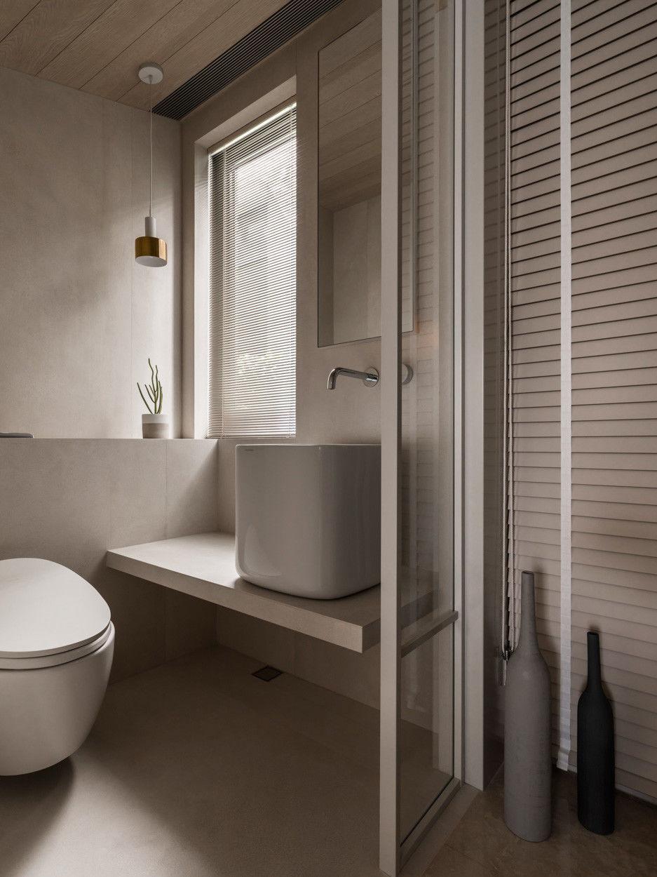 分子室內裝修設計-住宅空間設計作品 Journey -浴室