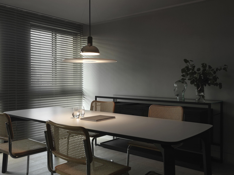 台中 分子室內裝修設計 - 單層電梯大樓 - 現代風住宅設計 - 全室舊屋翻新 - 餐廳