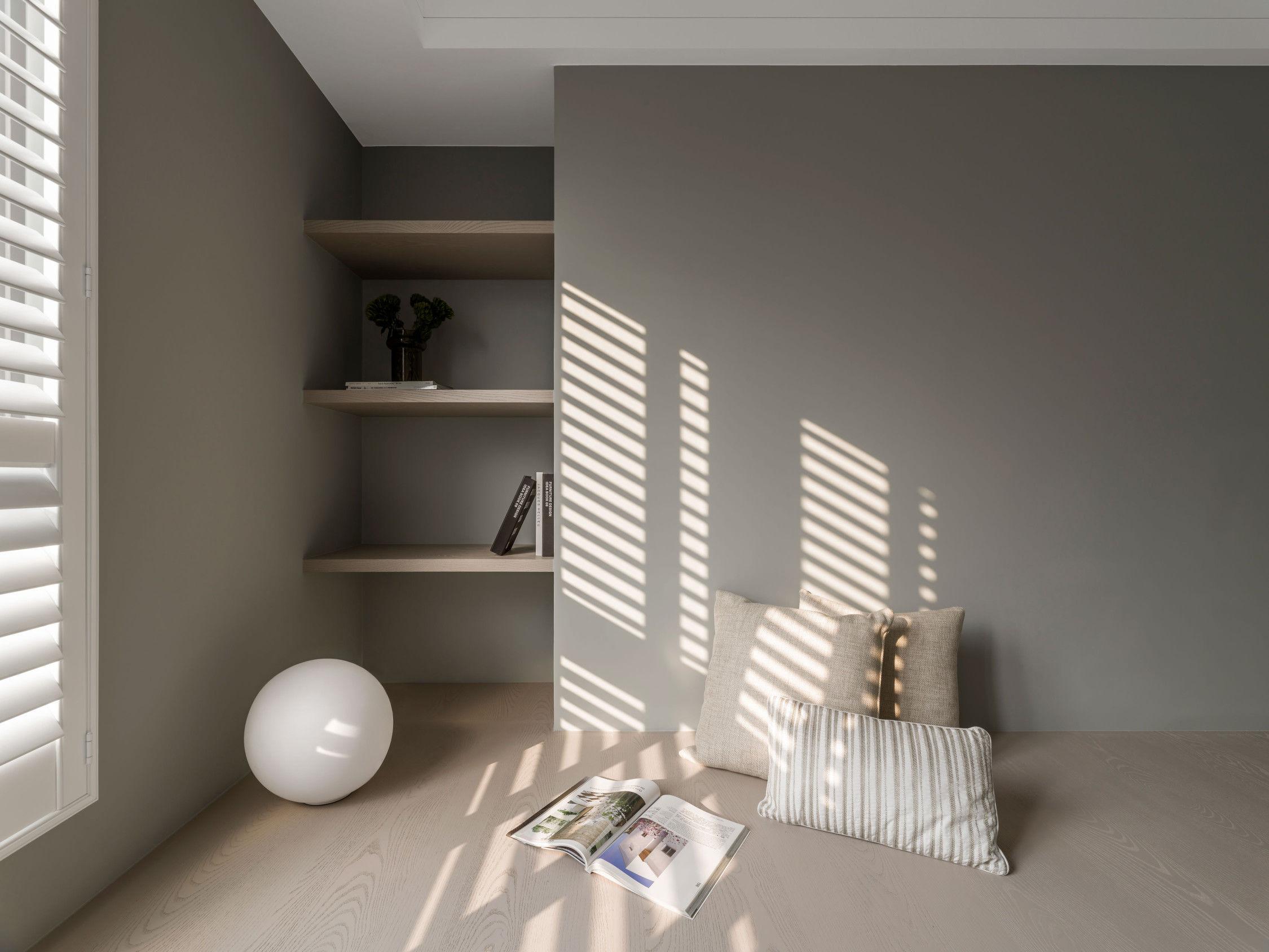 分子室內裝修設計-住宅設計作品-The wa-sa-bi home