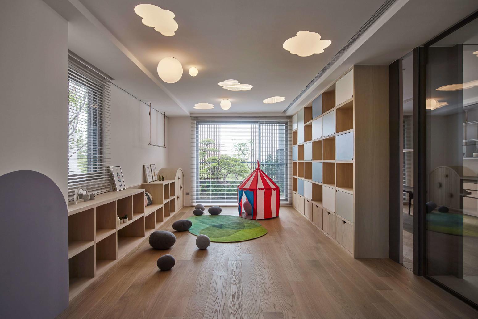 分子室內裝修設計 - 混搭約風  室內設計推薦 室內裝潢 獨棟透天