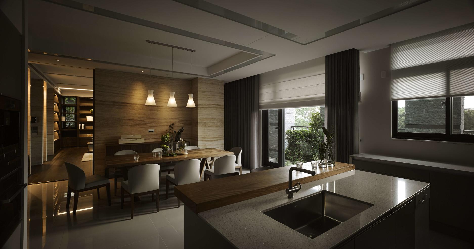 Y House入圍 INSIDE(World Festival of Interiors)世界室內設計節5-分子室內裝修設計公司