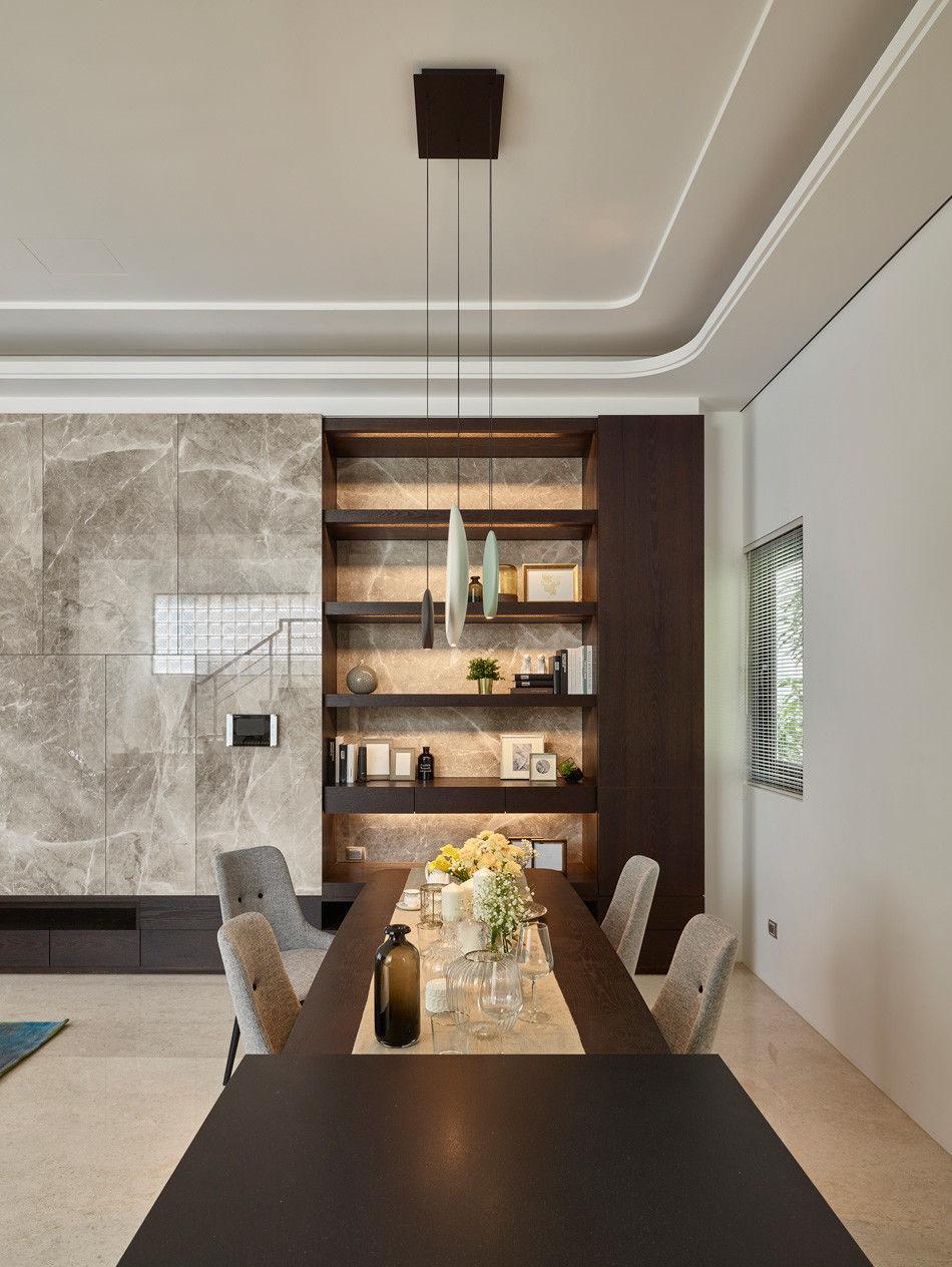 分子室內裝修設計-住宅空間設計作品