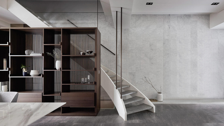 分子室內裝修設計 - 現代風  室內設計推薦 室內裝潢 獨棟透天