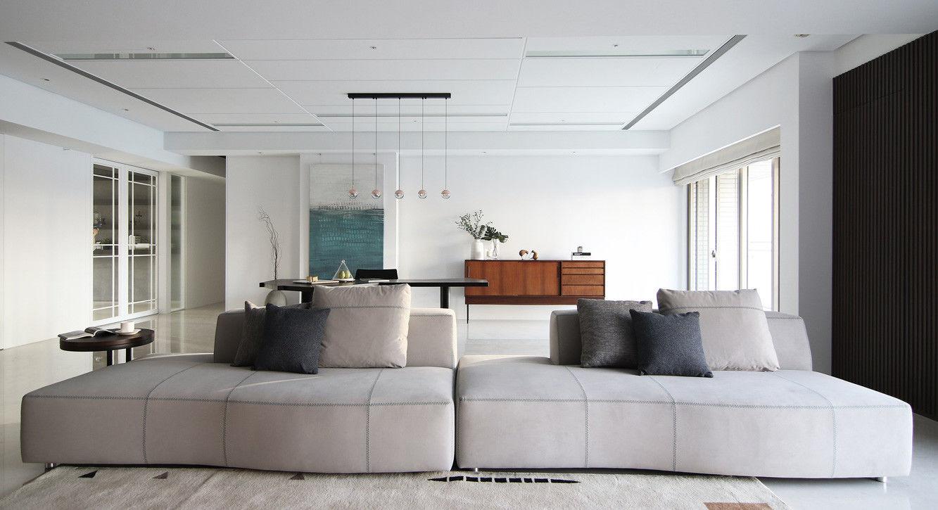分子室內裝修設計-moleinterior-住宅空間設計-Tea For Two