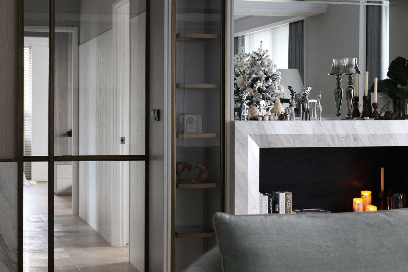 分子室內裝修設計-moleinterior-住宅空間設計
