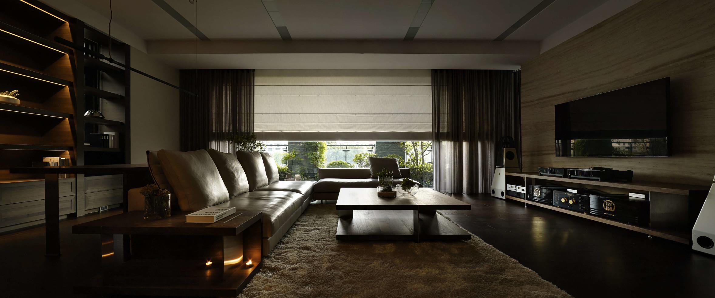 Y House入圍 INSIDE(World Festival of Interiors)世界室內設計節1-分子室內裝修設計公司
