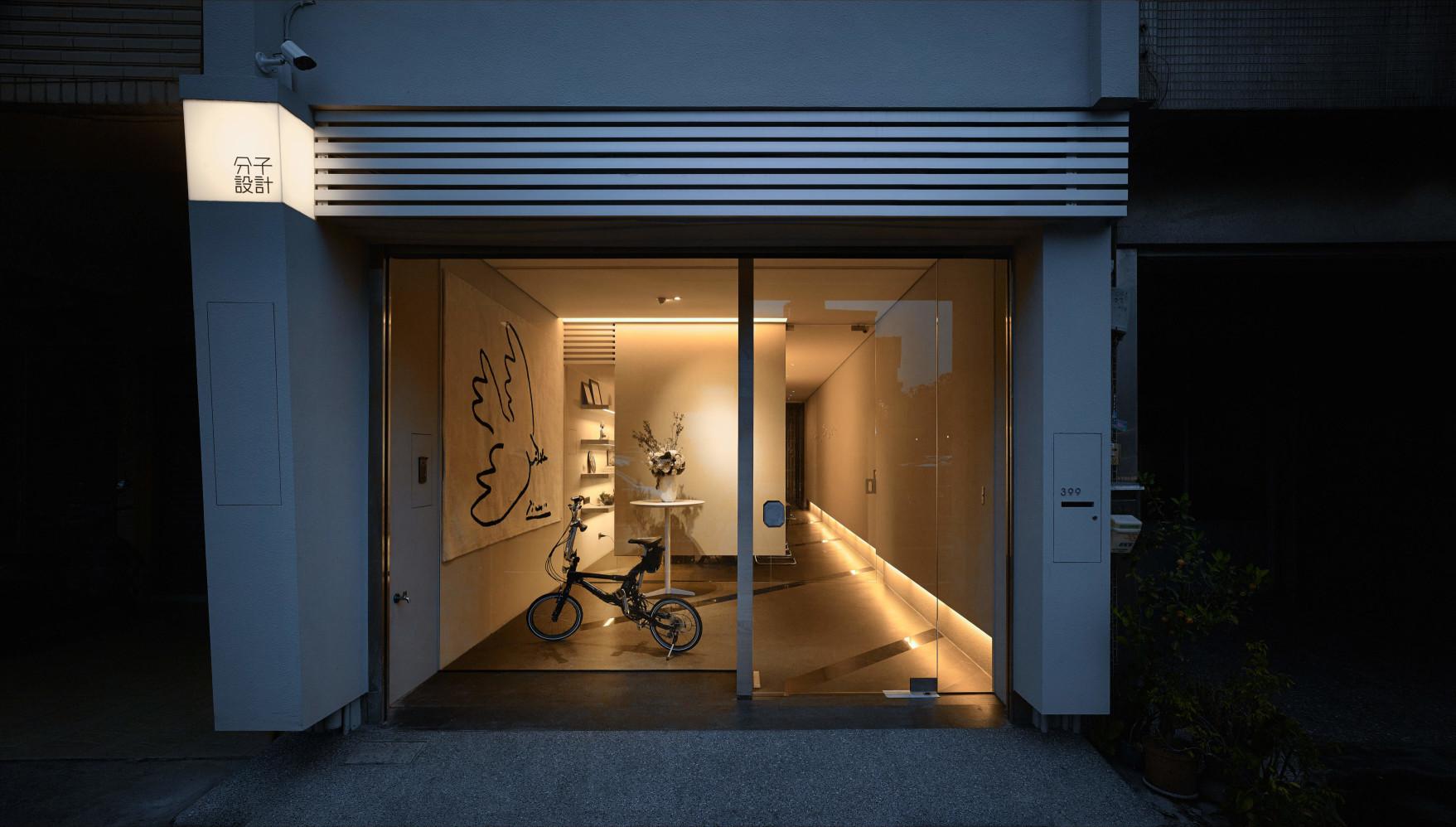 2016 台灣室內設計大獎 TID獎10-分子室內裝修設計