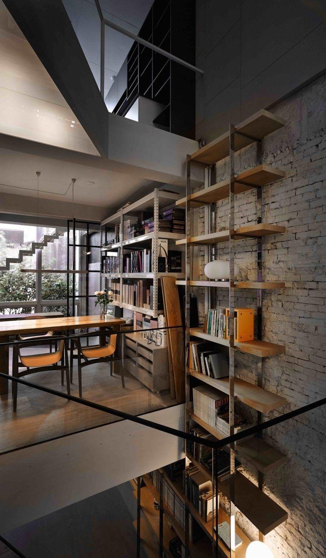 Wehouse 建築生活誌報導5-分子室內裝修設計、空間規劃