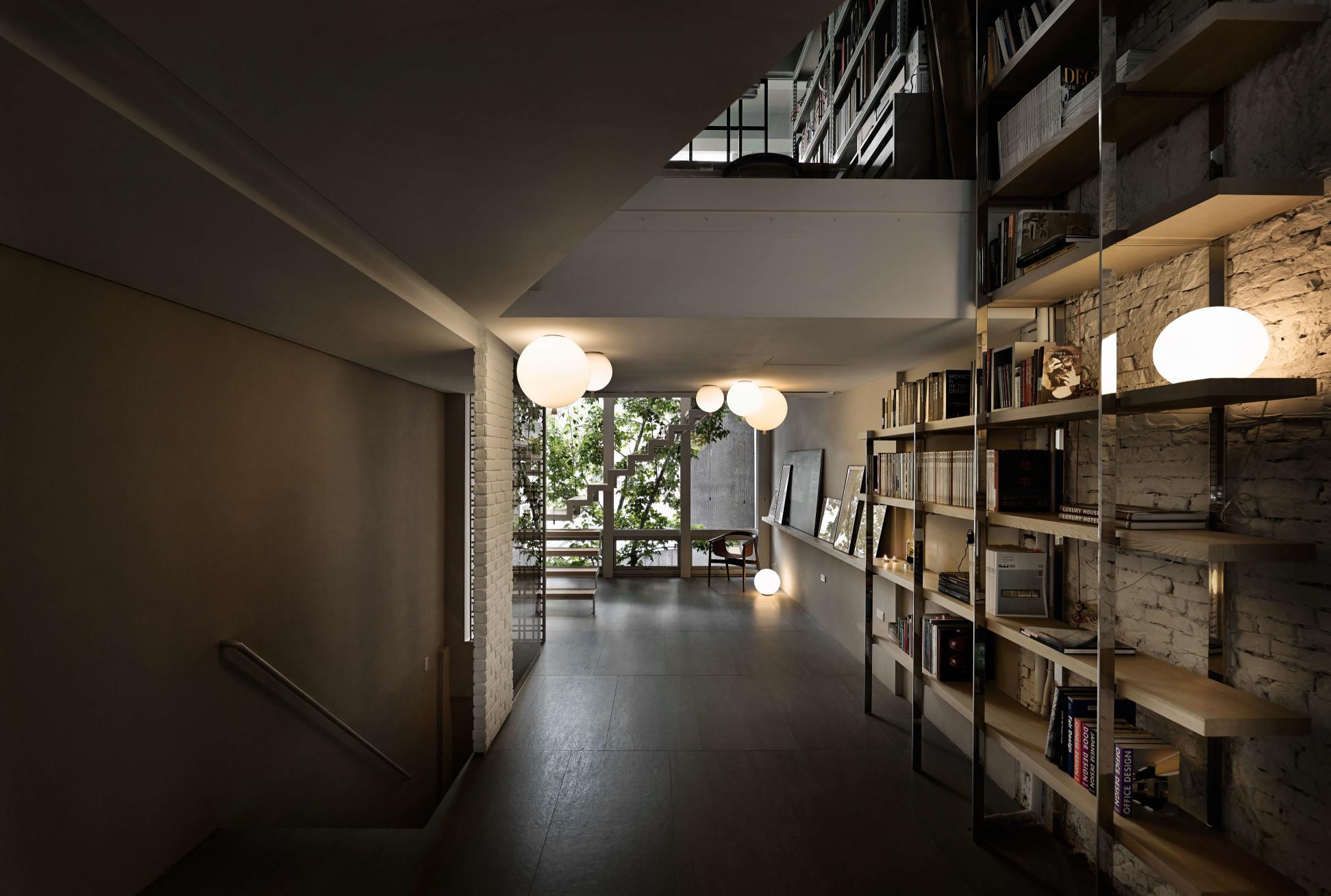 2016 台灣室內設計大獎 TID獎6-分子室內裝修設計