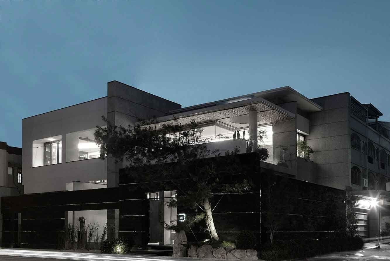 分子室內裝修設計-MOLEINTERIOR-商業空間設計Landscape