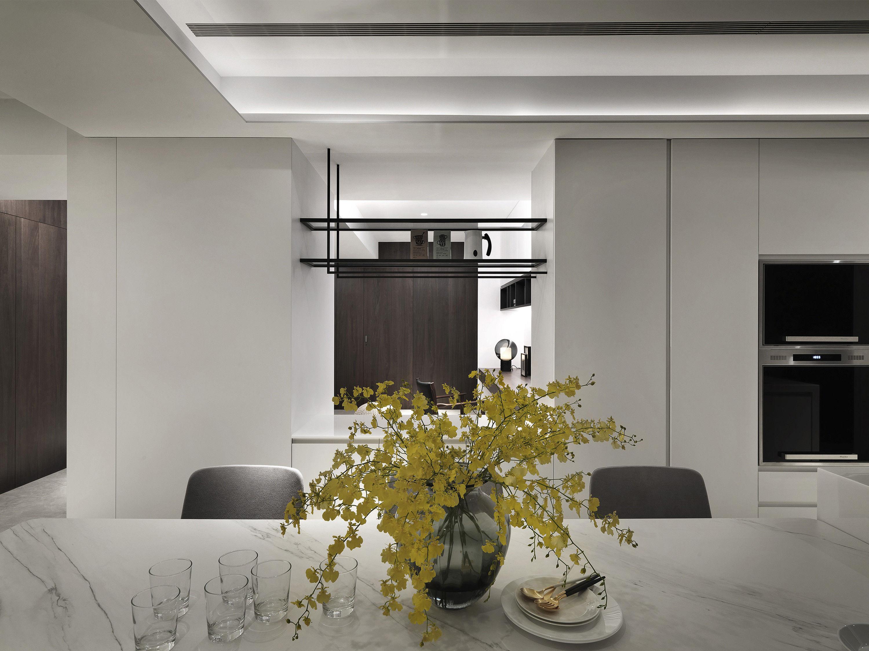 分子室內裝修設計-台中七期住宅-住宅裝修設計-餐廳