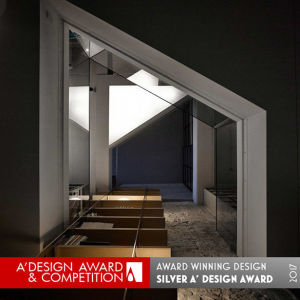 A' Design Award & Competition Winner 銀牌