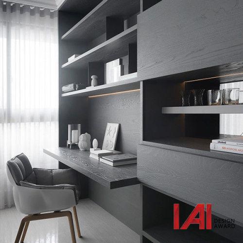 IAI 設計優勝獎|Shades of Grey